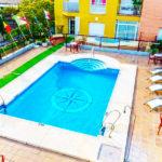 Hotel Infanta Cristina: Hotel en Jaén Piscina al Aire Libre