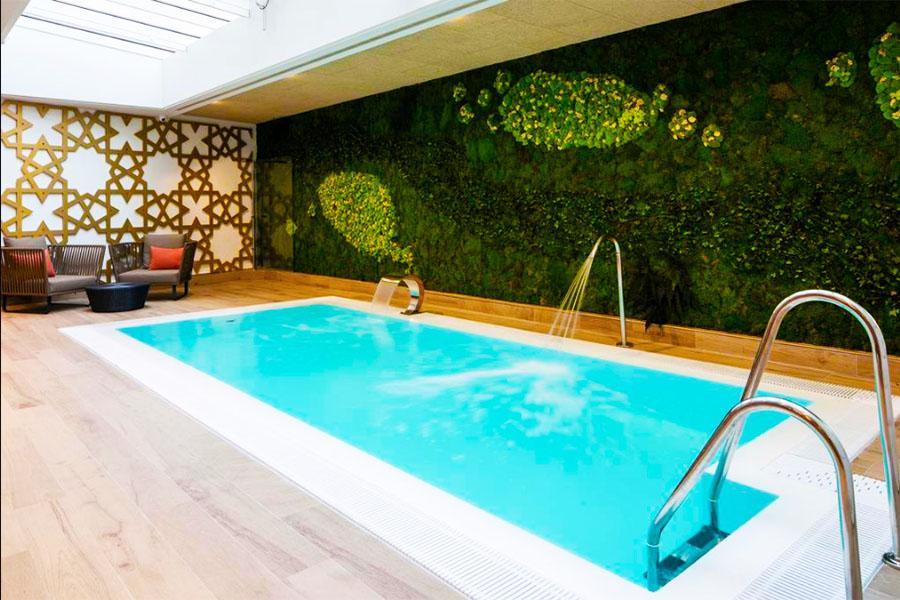 hotel sevilla con piscina Catalonia Giralda