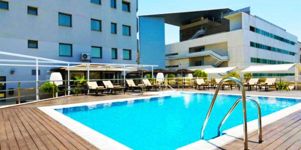 hotel sevilla con piscina Hotel Sevilla Center