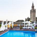 Hotel Fontecruz Sevilla Seises: Hotel en Sevilla con Piscina en la Azotea