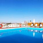 Hotel Don Paco: Hotel en Sevilla Piscina en la Azotea