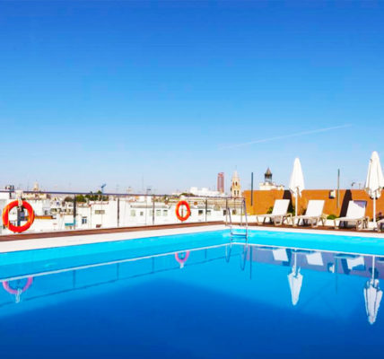 piscina Hotel Don Paco