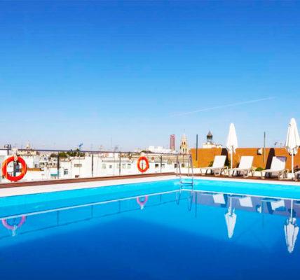 piscina Hotel Don Paco