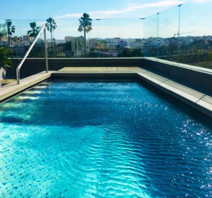 Piscina Hotel Kivir Sevilla