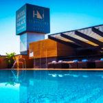 Hotel Eurostars Palace: Hotel en Córdoba Piscina al Aire Libre