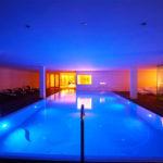 Finca Prats Hotel Golf & Spa: Hotel en Lleida Piscina Cubierta Climatizada