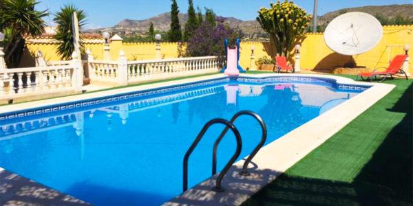 Piscina Fortuna leisure retreat