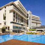 Hotel Nelva: Hotel en Murcia Piscina al Aire Libre