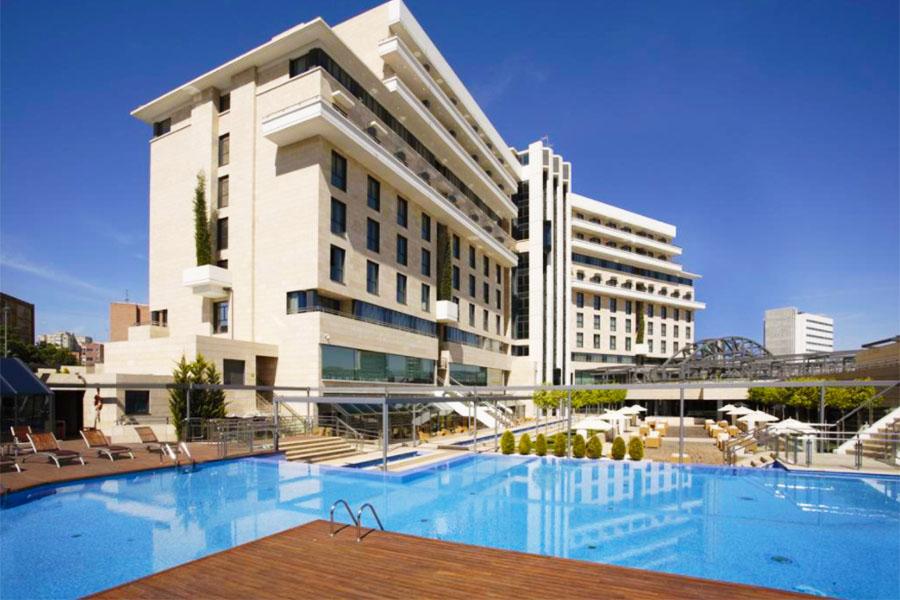 Piscina Hotel Nelva