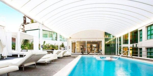 Piscina Nastasi Hotel & Spa