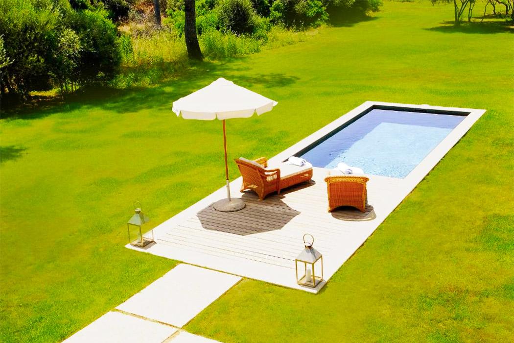 Can Simoneta piscina privada habitacion mallorca