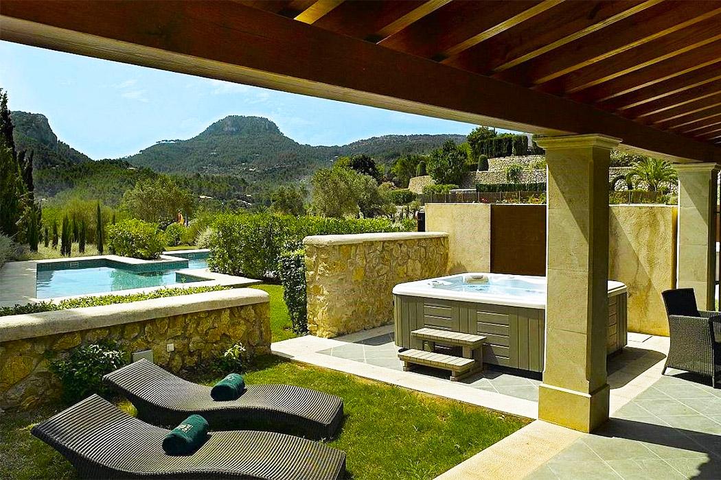 Gran Hotel Son Net piscina privada habitacion mallorca