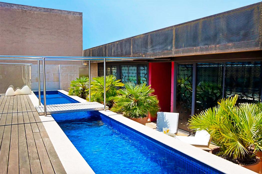 Hotel Granados 83 suite piscina privada
