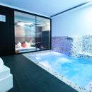 Hoteles con Piscina Privada en la Habitación en Madrid