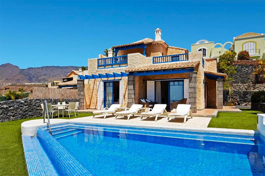 Hotel Suite Villa Maria Tenerife Piscina privada habitacion