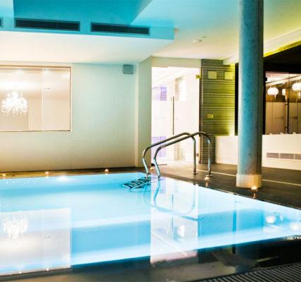 Kadrit Hotel zaragoza piscina privada