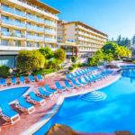 Hotel 4R Gran Regina: Hotel en Salou Piscina al Aire Libre