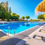 Hotel Barceló Montecastillo Golf: Hotel en Jerez Piscina Exterior al Aire Libre