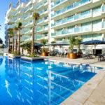 Blaumar Hotel: Hotel en Salou Piscina al Aire Libre