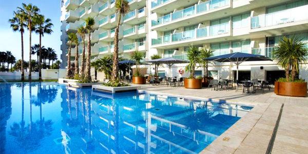 Piscina Blaumar Hotel