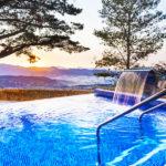 Hotel Catalonia Reina Victoria: Hotel en Ronda Piscina al Aire Libre