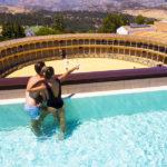 Hotel Catalonia Ronda: Hotel en Ronda Piscina Vistas a la Plaza de Toros
