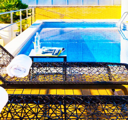 Piscina Claris Hotel & Spa GL