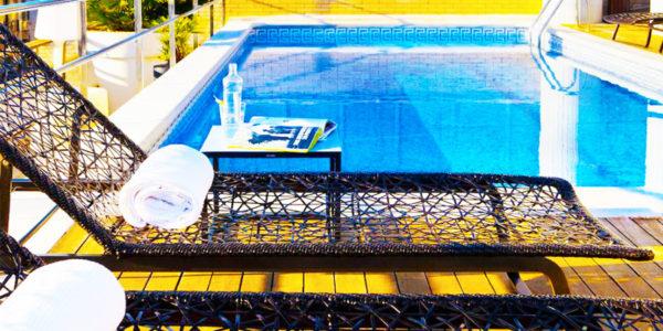 Piscina Claris Hotel & Spa GL