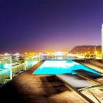 Eurostars Grand Marina Hotel GL: Hotel en Barcelona Piscina en la Azotea
