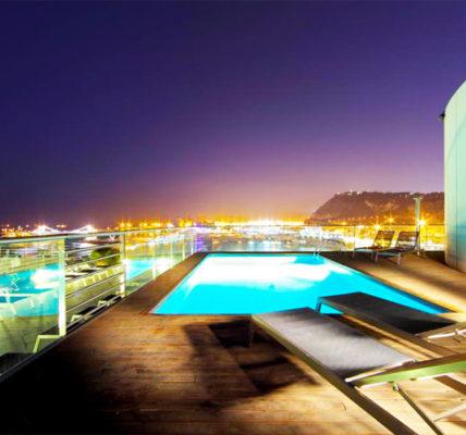 Piscina Eurostars Grand Marina Hotel GL