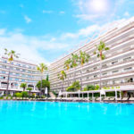 Hotel Golden Port Salou & Spa: Hotel en Salou Piscina al Aire Libre