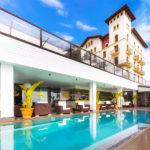 Gran Hotel La Florida G.L Monumento: Hotel en Barcelona Piscina al Aire Libre