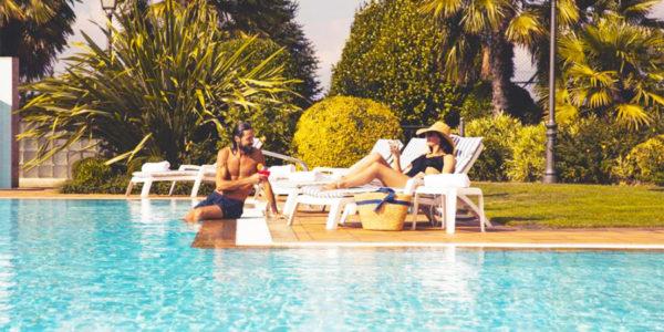 Piscina Gran Hotel Los Abetos