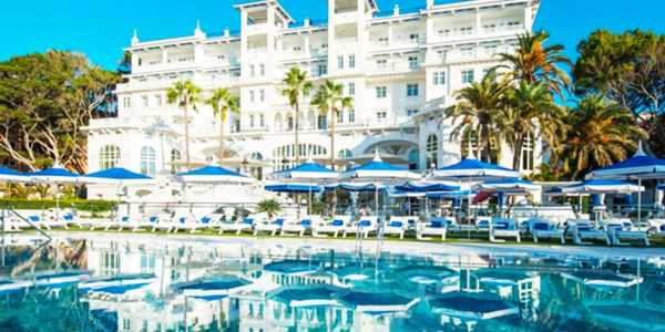 Piscina Gran Hotel Miramar