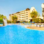 H10 Salauris Palace: Hotel en Salou Piscina Exterior con Cascadas