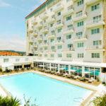 Hesperia Santiago Peregrino: Hotel en Santiago de Compostela Piscina al Aire Libre