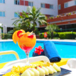 Hotel Hilton Garden Inn Malaga: Hotel en Málaga Piscina al Aire Libre