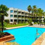Hotel Hipotels Sherry Park: Hotel en Jerez de la Frontera Piscina al Aire Libre