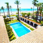 Hotel Hostería del Mar: Hotel en Peñíscola Piscina con Vistas al Mar