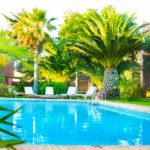 Hotel 100% Fun: Hotel en Tarifa Piscina Exterior al Aire Libre