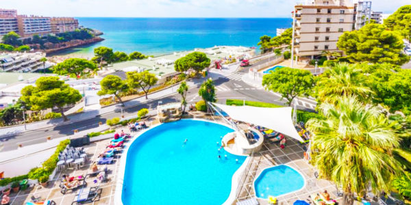 Piscina Hotel 4R Salou Park Resort I
