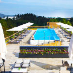 Hotel Arima: Hotel en San Sebastián Piscina Exterior al Aire Libre