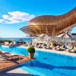 Hotel Arts Barcelona: Hotel en Barcelona Piscina Vistas al Mar