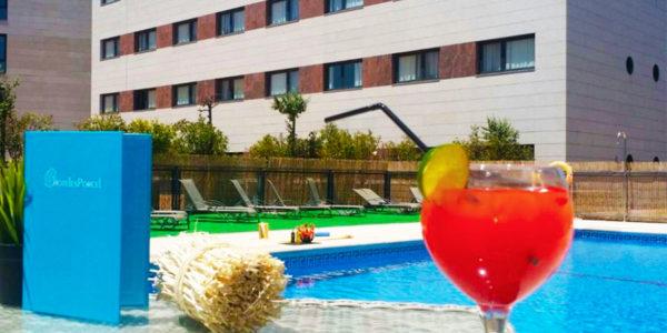 Piscina Hotel Avant Torrejon