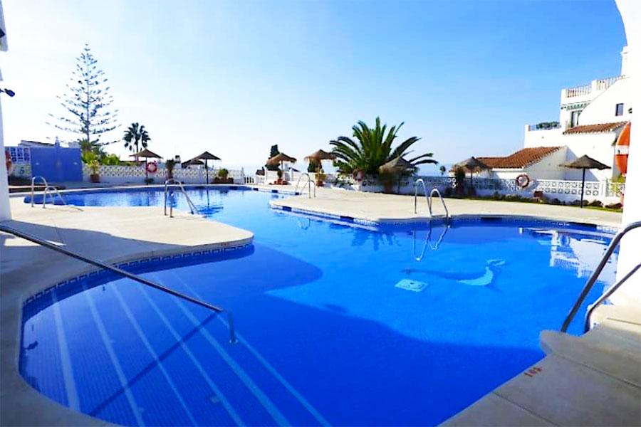 Piscina Hotel Bajamar Ancladero Playa