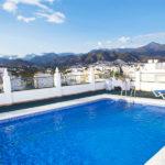 Hotel Bajamar Centro: Hotel en Nerja Piscina en la Azotea