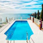 Hotel Balcón de Europa: Hotel en Nerja Piscina con Vistas al Mar