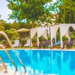 Hotel Bodega El Juncal: Hotel en Ronda Piscina al Aire Libre