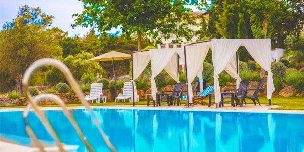 Piscina Hotel Bodega El Juncal