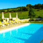 Hotel Cortijo Las Piletas: Hotel en Ronda Piscina al Aire Libre